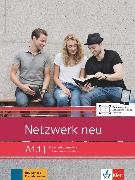 Cover-Bild zu Dengler, Stefanie: Netzwerk neu A1.1. Kurs- und Übungsbuch mit Audios und Videos