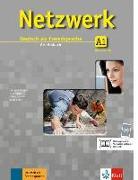 Cover-Bild zu Rusch, Paul: Netzwerk A1. Arbeitsbuch Gesamtband