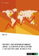 Cover-Bild zu Rusch, Paul: Kriterien für organisationales Lernen aus Unternehmenskrisen in produzierenden Unternehmen (eBook)
