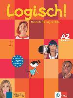 Cover-Bild zu Rusch, Paul: Logisch! A2 - Kursbuch A2