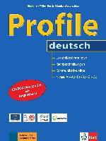 Cover-Bild zu Glaboniat, Manuela: Profile deutsch - Buch mit CD-ROM