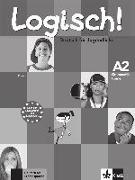 Cover-Bild zu Rusch, Paul: Logisch! A2 - Grammatiktrainer A2