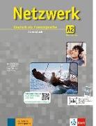Cover-Bild zu Dengler, Stefanie: Netzwerk. Arbeitsbuch Gesamtband A2 mit 2 Audio-CDs