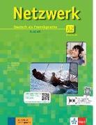 Cover-Bild zu Dengler, Stefanie: Netzwerk A2. Kursbuch mit 2 Audio-CDs