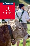 Cover-Bild zu Schetar, Daniela: Baedeker Reiseführer Allgäu (eBook)