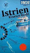 Cover-Bild zu Schetar, Daniela: DuMont direkt Reiseführer Istrien, Kvarner Bucht (eBook)