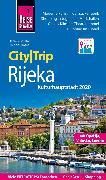 Cover-Bild zu Schetar, Daniela: Reise Know-How CityTrip Rijeka (Kulturhauptstadt 2020) mit Opatija (eBook)