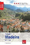 Cover-Bild zu Schetar, Daniela: Nelles Pocket Reiseführer Madeira (eBook)