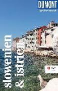 Cover-Bild zu Schetar-Köthe, Daniela: DuMont Reise-Taschenbuch Reiseführer Slowenien & Istrien (eBook)