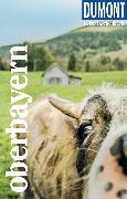 Cover-Bild zu Schetar, Daniela: DuMont Reise-Taschenbuch Reiseführer Oberbayern (eBook)