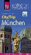 Cover-Bild zu Schetar, Daniela: Reise Know-How CityTrip München (eBook)