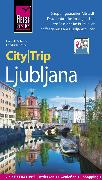Cover-Bild zu Schetar, Daniela: Reise Know-How CityTrip Ljubljana (eBook)