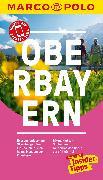 Cover-Bild zu Schetar, Daniela: MARCO POLO Reiseführer Oberbayern (eBook)