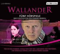 Cover-Bild zu Wallander. Fünf Hörspiele. 1. Staffel
