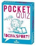 Cover-Bild zu Pocket Quiz Denksport