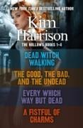 Cover-Bild zu Harrison, Kim: Hollows Series Books 1-4 (eBook)