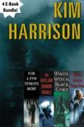 Cover-Bild zu Harrison, Kim: Kim Harrison Bundle #2 (eBook)