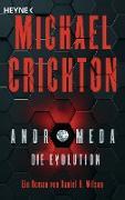 Cover-Bild zu Andromeda - Die Evolution (eBook) von Crichton, Michael