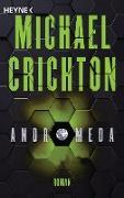 Cover-Bild zu Andromeda (eBook) von Crichton, Michael