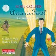 Cover-Bild zu Artemis Fowl - Das magische Tor (Ein Artemis-Fowl-Roman 8)