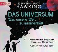 Cover-Bild zu Das Universum - Was unsere Welt zusammenhält von Hawking, Lucy