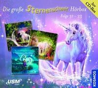 Cover-Bild zu Die große Sternenschweif Hörbox Folgen 31-33 (3 Audio CDs) von Chapman, Linda