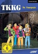 Cover-Bild zu Ein Fall für TKKG - Die Feuerprobe