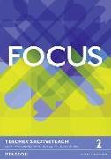 Cover-Bild zu Focus BrE Level 2 Teacher's Active Teach