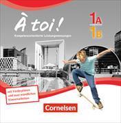 Cover-Bild zu À toi! 1A/1B. Kompetenzorientierte Leistungsmessungen