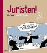 Cover-Bild zu Juristen! von Feicke, Tim Oliver