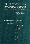 Cover-Bild zu Ebrecht-Laermann, Angelika (Hrsg.): Jahrbuch der Psychoanalyse / Band 78: Konzeptualisierungen - Verstehen und Nicht-Verstehen