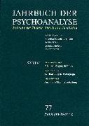 Cover-Bild zu Ebrecht-Laermann, Angelika (Hrsg.): Jahrbuch der Psychoanalyse 77: Gruppen