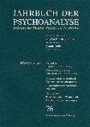 Cover-Bild zu Ebrecht-Laermann, Angelika (Hrsg.): Jahrbuch der Psychoanalyse / Band 76: Mikroprozesse