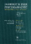 Cover-Bild zu Nissen, Bernd (Hrsg.): Jahrbuch der Psychoanalyse / Band 78: Konzeptualisierungen - Verstehen und Nicht-Verstehen (eBook)