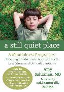 Cover-Bild zu Saltzman, Amy: A Still Quiet Place