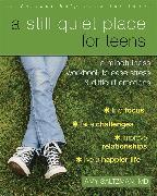 Cover-Bild zu Saltzman, Amy: A Still Quiet Place for Teens