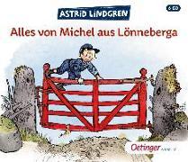 Cover-Bild zu Alles von Michel aus Lönneberga