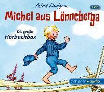 Cover-Bild zu Michel aus Lönneberga. Die große Hörbuchbox (3CD)