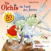 Cover-Bild zu Die Olchis im Land der Ritter