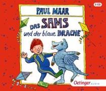 Cover-Bild zu Das Sams und der blaue Drache