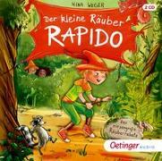 Cover-Bild zu Der kleine Räuber Rapido 1