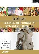 Cover-Bild zu Belser Lexikon der Kunst- und Stilgeschichte 3.0 (DVD-ROM)