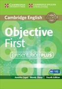 Cover-Bild zu Objective First Presentation Plus DVD-ROM