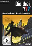 Cover-Bild zu Die drei ??? - Geheimnis der Schattenhelden