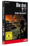Cover-Bild zu Die drei ??? - Unter Verdacht (DVD-ROM)