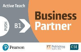 Cover-Bild zu Business Partner B1 ActiveTeach USB