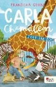 Cover-Bild zu Carla Chamäleon. Zoff im Zoo (eBook) von Gehm, Franziska