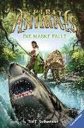 Cover-Bild zu Spirit Animals, Band 5: Die Maske fällt