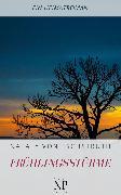 Cover-Bild zu eBook Frühlingsstürme