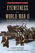 Cover-Bild zu Hyslop, Stephen G.: Eyewitness to World War II